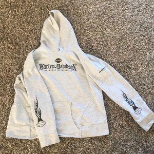 Harley Davidson sweat shirt size XL